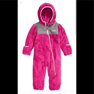 The North Face® Girls' Oso One-Piece Jacket - Baby